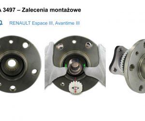 SKF: wskazówki dla naprawiających samochody Renault