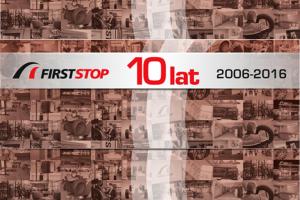 First Stop już od 10 lat wspiera polskich kierowców