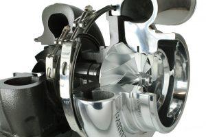 Turbosprężarki do motorsportu wInter Cars