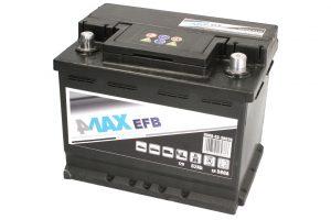 Nowe akumulatory EFB wInter Cars