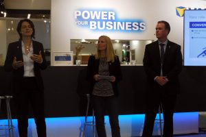 VARTA (Johnson Controls) na targach Automechanika 2016