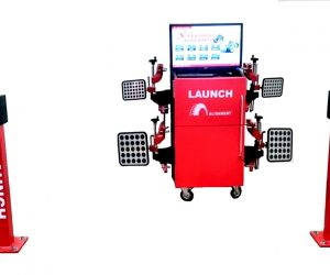 Nowa wersja LAUNCH X-712 K przeznaczona na stanowisko kanałowe