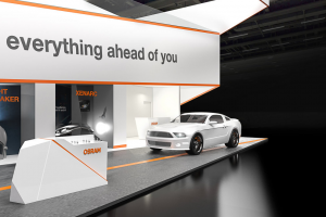 OSRAM na targach Automechanika 2016