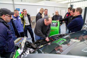 Październikowe szkolenia w Inter Cars
