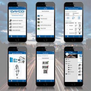 Dayco – łatwiejszy dostęp do informacji technicznej
