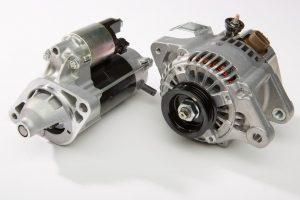 Nowe rozruszniki i alternatory renomowanego producenta