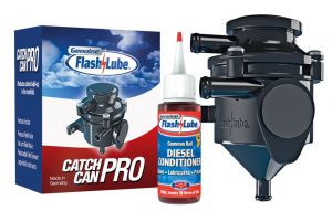 Recepta na sadzę – Flashlube Catch Can Pro