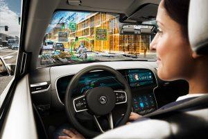 Gry video zamiast kierowania, czyli samochód przyszłości według Continental