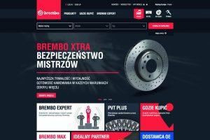 Rusza nowa strona BREMBOPARTS.COM