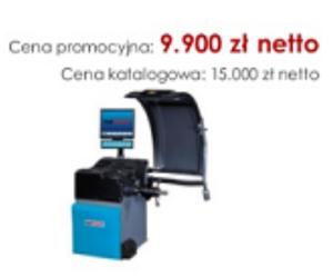 Promocja urządzeń do serwisu ogumienia ItalEQUIP. Do 40% taniej!