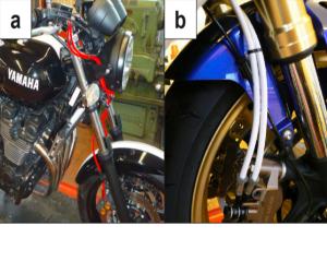 Przewody hamulcowe w oplocie stalowym TRW-Lucas z homologacją ABE