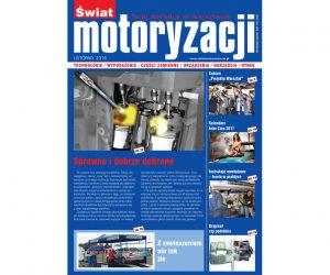 Świat Motoryzacji 11/2016