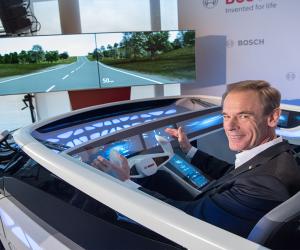 """Prezes zarządu Bosch: """"Samochód w takiej formie w jakiej znamy go dzisiaj, przejdzie wkrótce do historii"""""""