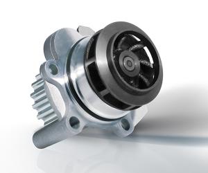 Asortyment podwojony: pompy wody MEYLE HD do wielu zastosowań w VW i Porsche