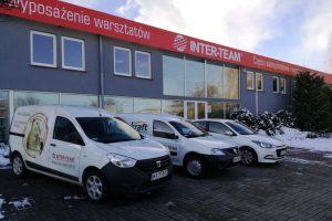 Inter-Team otwiera oddział w Elblągu