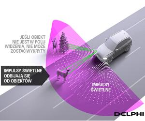 Delphi i Mobileye demonstracja superskomplikowanej jazdy zautomatyzowanej