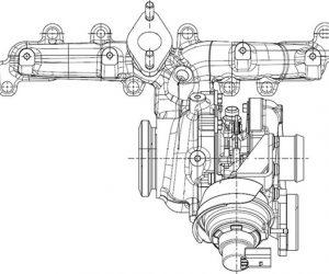 Turbosprężarka do VW T5 Transportera zastąpiona przez nowy produkt