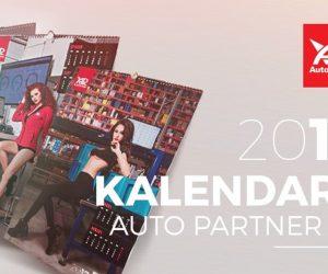 Auto Partner wydał kalendarz na 2017 rok