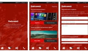 Aplikacja Italcom na Androida i promocja od dystrybutora