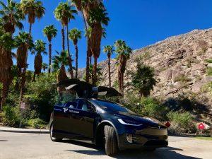 Goodyear i Tesloop wytyczają przyszłość opon dla samochodów Tesla