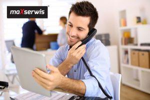 Bezpłatna infolinia techniczna dla warsztatów MaXserwis