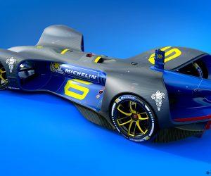 Michelin oficjalnym partnerem pierwszych wyścigów Roborace