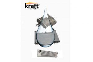 Chłodnice i inne nowości Kraft Automotive