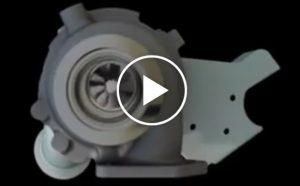 Jak działa turbosprężarka? Ten film objaśni to krok po kroku.