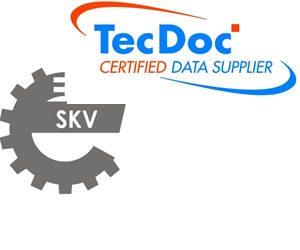 ESEN SKV certyfikowanym dostawcą danych TecDoc