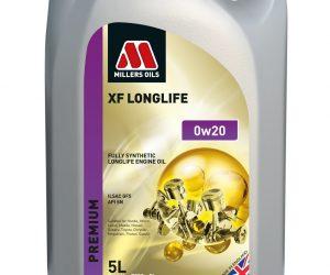 Millers Oils XF LONGLIFE 0w20 do japońskich samochodów
