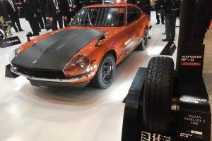 Technologie Yokohama na Tokyo Auto Salon 2017