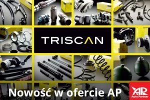 Części Triscan w ofercie Auto Partner SA