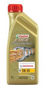 Honda Motor Europe i Castrol kontynuują współpracę w ramach strategicznegopartnerstwa.