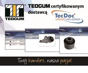 Tedgum certyfikowanym dostawcą w TECDOC