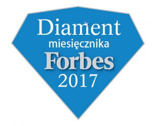Inter Cars Diamentem Forbesa 2017