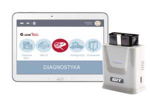 G-scan TAB – tester wnowej wersji