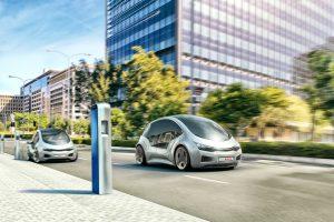 Bosch otwiera nowy dział - priorytetem elektromobilność