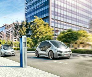 Bosch otwiera nowy dział – priorytetem elektromobilność