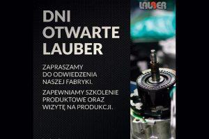Ruszają dni otwarte w fabryce Lauber
