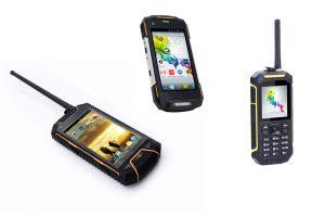 Wytrzymałe telefony dla mechaników w Inter Cars
