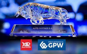 Auto Partner SA nominowany do kolejnej nagrody