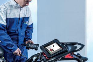 Spotkania techniczne dla warsztatów motocyklowych