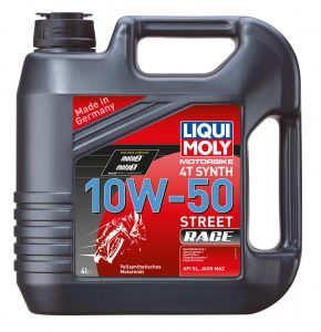 Produkt miesiąca Liqui Moly - oleje motocyklowe