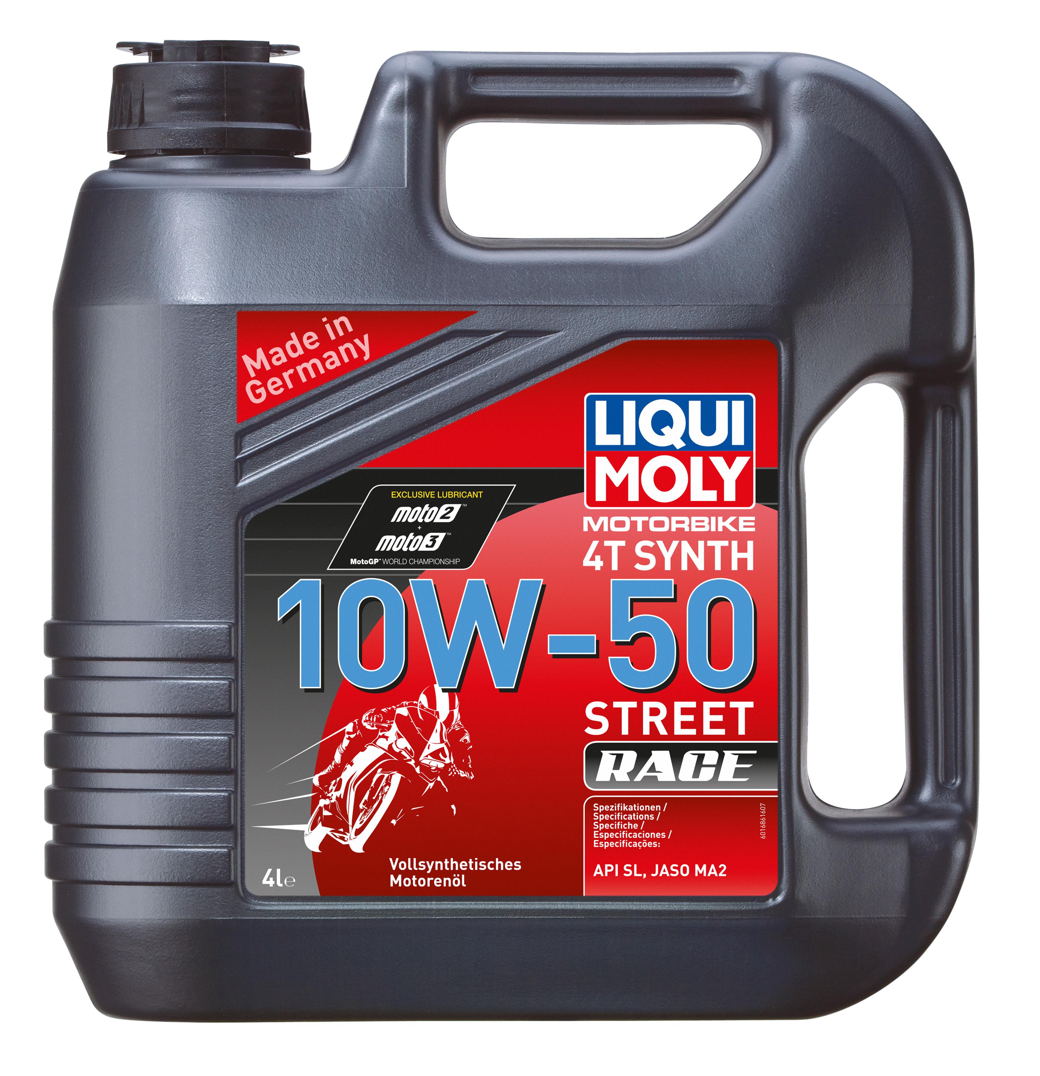 Produkt miesiąca Liqui Moly – oleje motocyklowe
