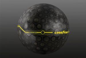 Opona ze sztuczną inteligencją od Goodyeara