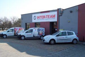 Inter-Team otwiera oddział w Rybniku