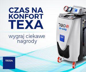 Wygraj odzież i gadżety od firmy TEXA