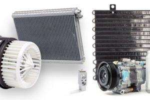 59 nowych części DENSO do układów termicznych