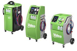 Poznaj nowe stacje obsługi klimatyzacji Valeo ClimFill
