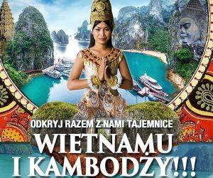 Wycieczka do Wietnamu i Kambodży nagrodą w promocji